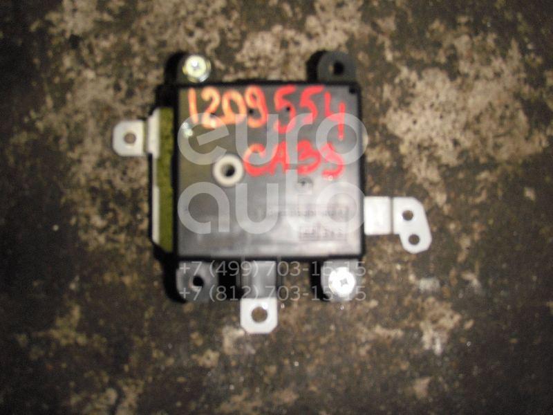 Моторчик заслонки отопителя для Nissan Maxima (A33) 2000-2005 - Фото №1
