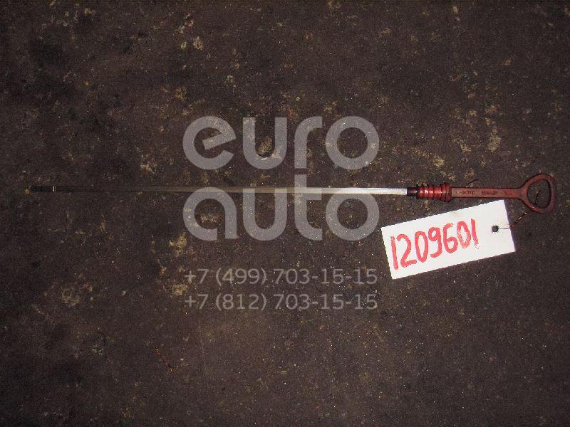 Щуп масляный для VW,Seat Golf III/Vento 1991-1997;Cordoba 1993-1996;Ibiza II 1993-1996;Toledo I 1991-1999;Corrado 1988-1995;Golf II/Jetta II 1983-1992;Passat [B3] 1988-1993;Passat [B4] 1994-1996;Caddy II 1995-2004 - Фото №1