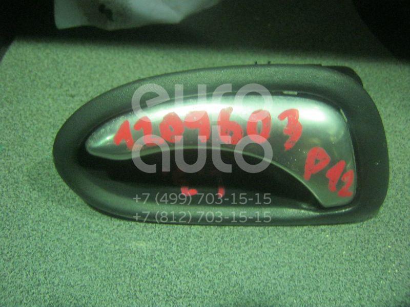 Ручка двери внутренняя левая для Nissan Primera P12E 2002> - Фото №1
