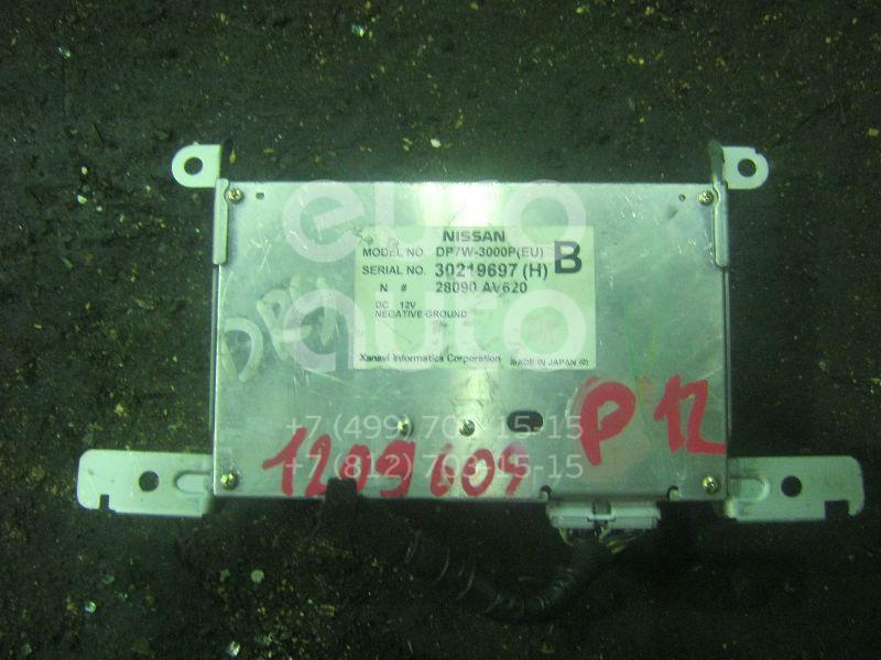 Дисплей информационный для Nissan Primera P12E 2002-2007 - Фото №1