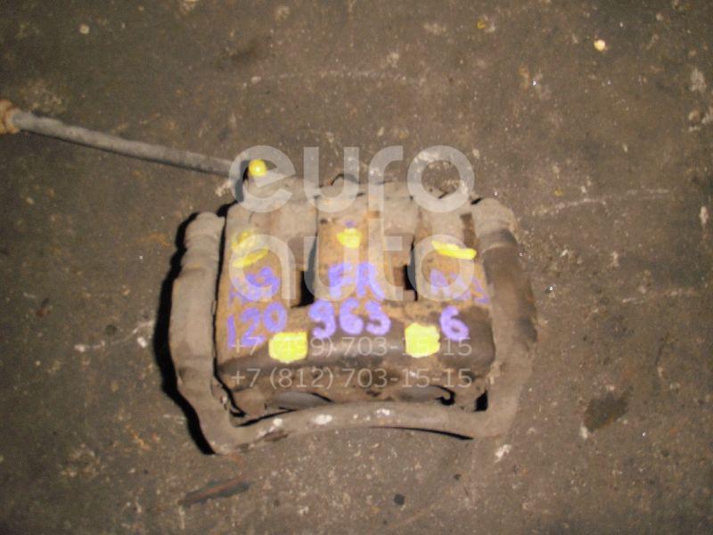 Суппорт передний правый для Nissan Maxima (A33) 2000-2005 - Фото №1