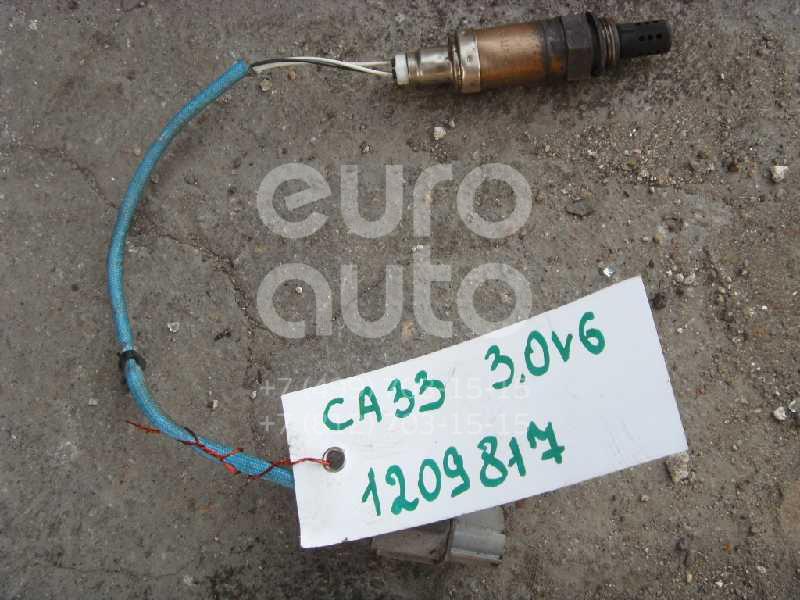 Датчик кислородный/Lambdasonde для Nissan Maxima (A33) 2000-2005 - Фото №1