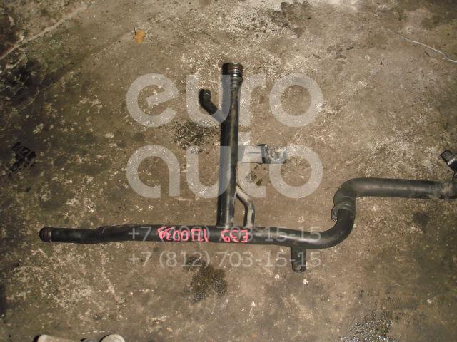 Трубка охлажд. жидкости металлическая для BMW 5-серия E39 1995-2003;7-серия E38 1994-2001 - Фото №1