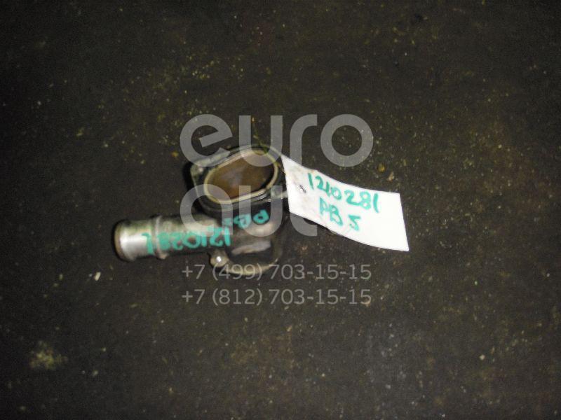 Фланец двигателя системы охлаждения для VW,Audi,Skoda Passat [B5] 1996-2000;A3 (8L1) 1996-2003;Octavia (A4 1U-) 2000-2011;A4 [B6] 2000-2004;A6 [C5] 1997-2004 - Фото №1