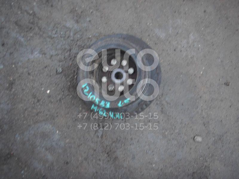 Шкив коленвала для BMW,Land Rover X5 E53 2000-2007;5-серия E39 1995-2003;7-серия E38 1994-2001;Range Rover III (LM) 2002-2012 - Фото №1