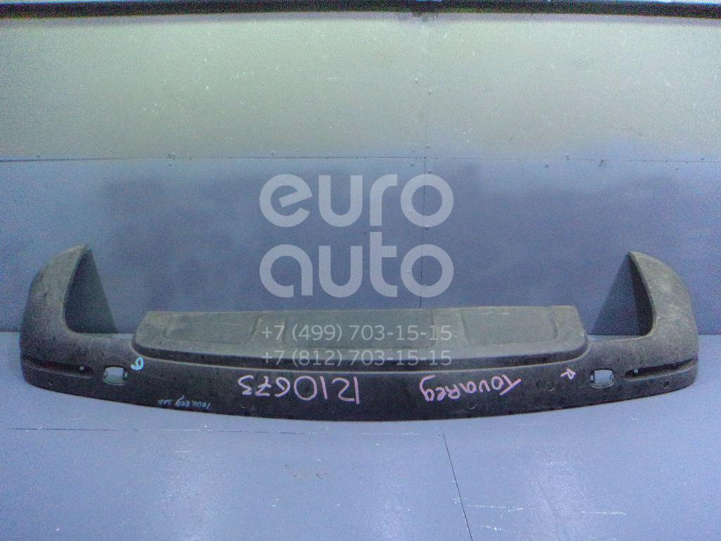 Юбка задняя для VW Touareg 2002-2010 - Фото №1