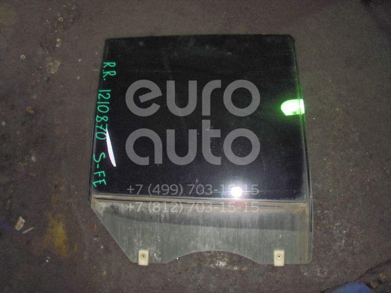 Стекло двери задней правой для Hyundai Santa Fe (SM)/ Santa Fe Classic 2000-2012 - Фото №1