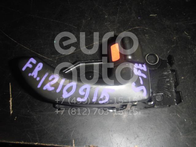 Ручка двери передней внутренняя правая для Hyundai Santa Fe (SM)/ Santa Fe Classic 2000-2012 - Фото №1