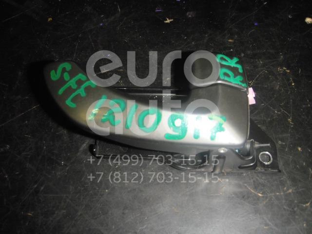 Ручка двери задней внутренняя правая для Hyundai Santa Fe (SM) 2000-2005 - Фото №1