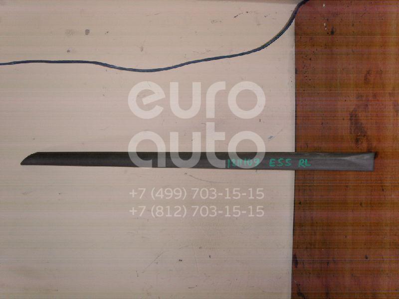 Молдинг задней левой двери для Mitsubishi Galant (E5) 1993-1997 - Фото №1