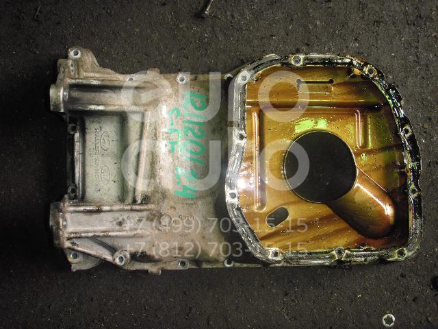 Поддон масляный двигателя для Hyundai Santa Fe (SM) 2000-2005 - Фото №1