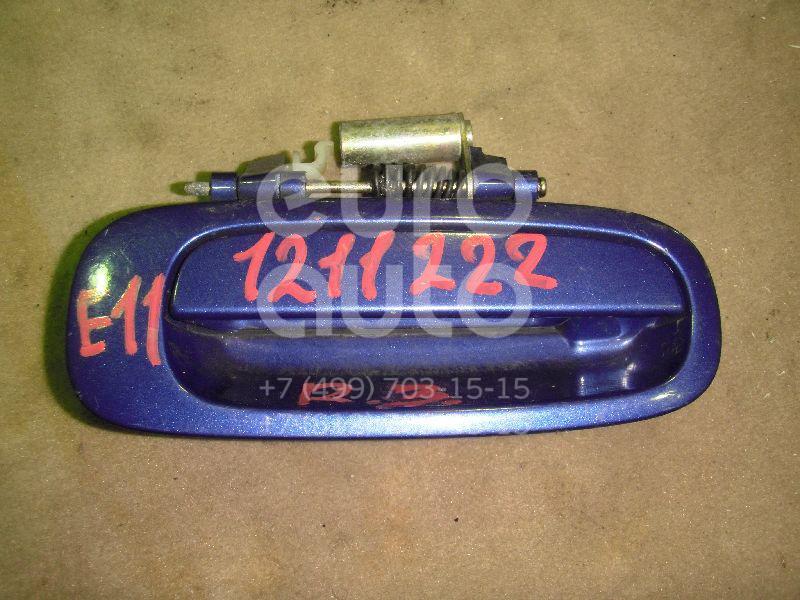 Ручка двери задней наружная правая для Toyota Corolla E11 1997-2001 - Фото №1
