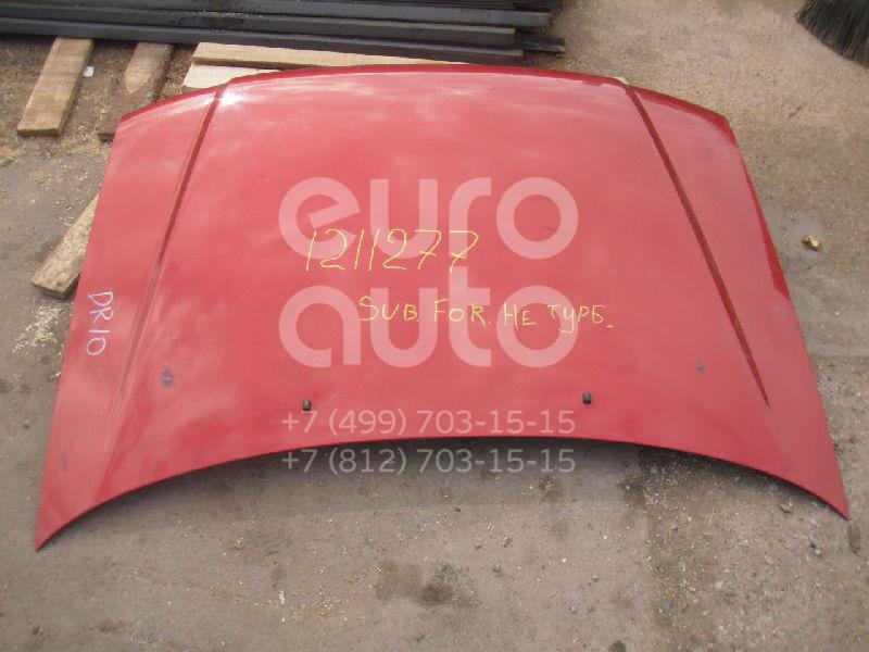 Капот для Subaru Forester (S10) 2000-2002;Forester (S10) 1997-2000 - Фото №1