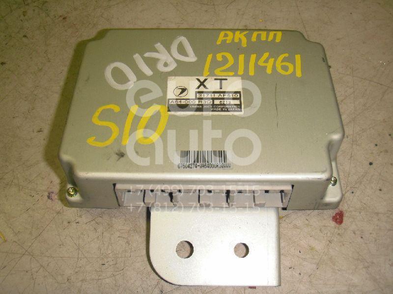 Блок управления АКПП для Subaru Forester (S10) 2000-2002 - Фото №1