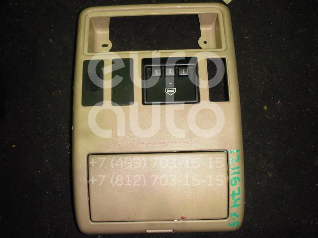 Рамка плафона салонного для BMW X5 E53 2000-2007 - Фото №1