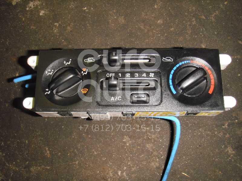 Блок управления отопителем для Subaru Forester (S10) 2000-2002 - Фото №1