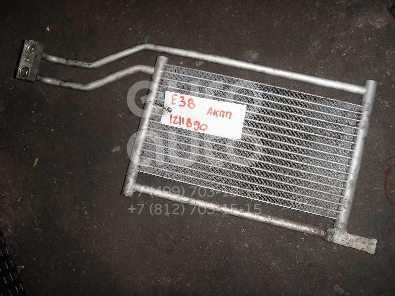 Радиатор (маслоохладитель) АКПП для BMW 7-серия E38 1994-2001 - Фото №1