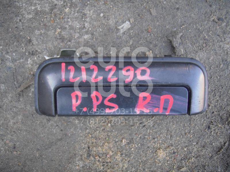 Ручка двери передней наружная правая для Mitsubishi Pajero/Montero Sport (K9) 1997-2008 - Фото №1