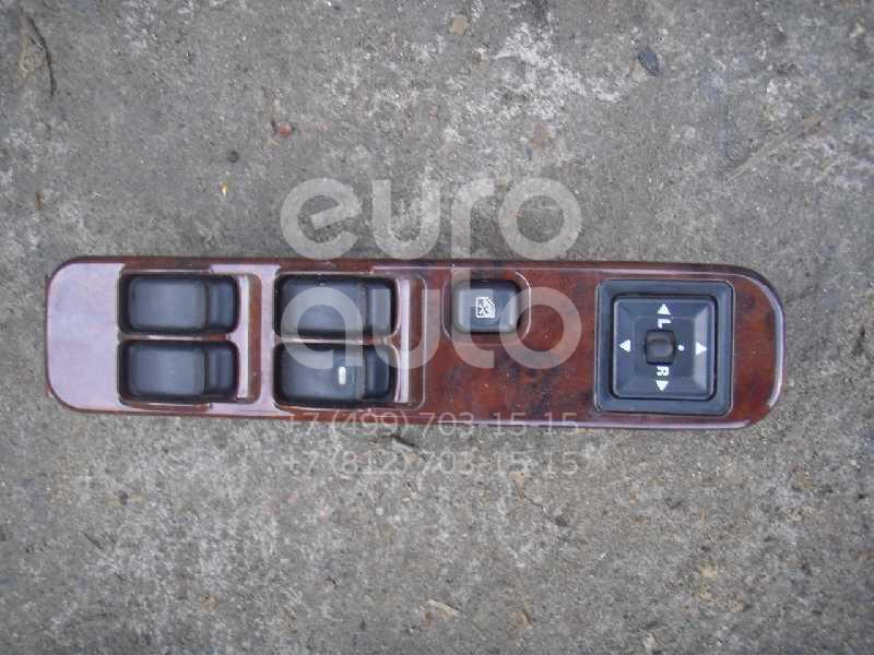 Блок управления стеклоподъемниками для Mitsubishi Pajero/Montero Sport (K9) 1998-2008 - Фото №1