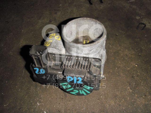 Заслонка дроссельная электрическая для Nissan Primera P12E 2002-2007;X-Trail (T30) 2001-2006 - Фото №1