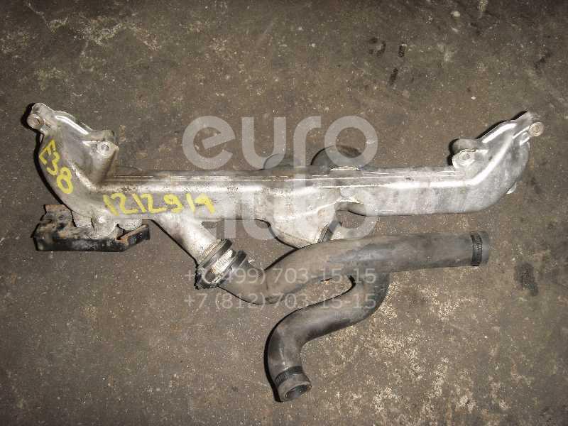 Трубка охлажд. жидкости металлическая для BMW 7-серия E38 1994-2001 - Фото №1
