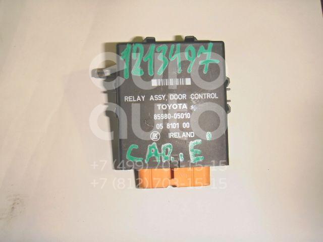 Блок управления центральным замком для Toyota Carina E 1992-1997 - Фото №1