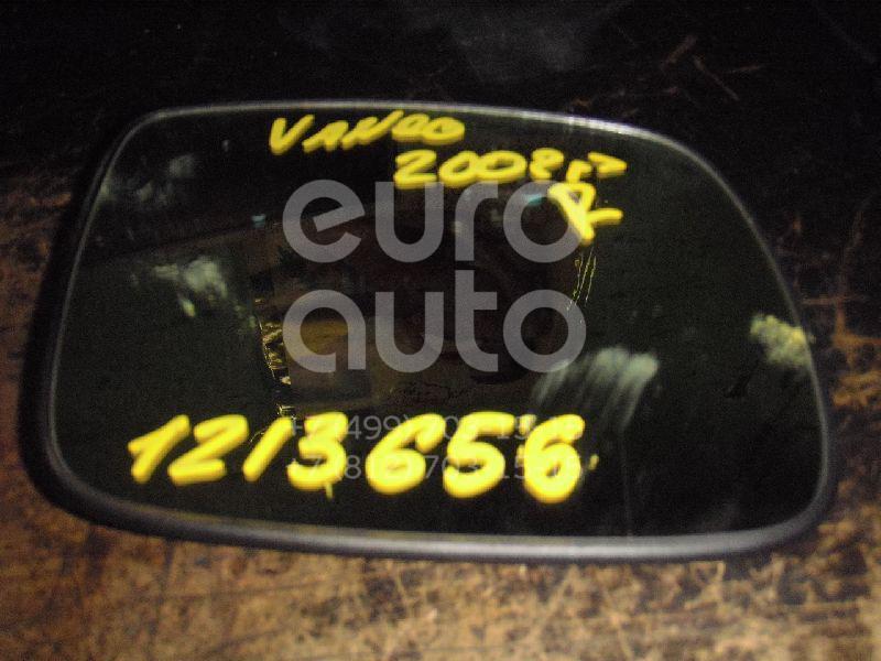Стекло зеркала электрического правого для Mercedes Benz VANEO W414 2001-2006 - Фото №1