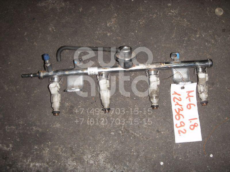 Рейка топливная (рампа) для Mazda Mazda 6 (GG) 2002-2007 - Фото №1