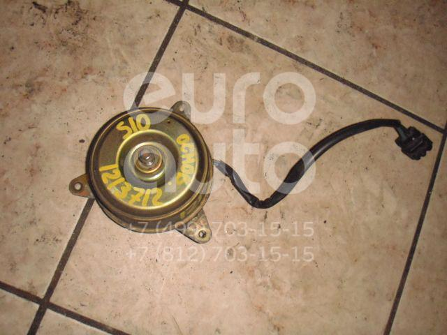 Моторчик вентилятора для Subaru Forester (S10) 2000-2002 - Фото №1