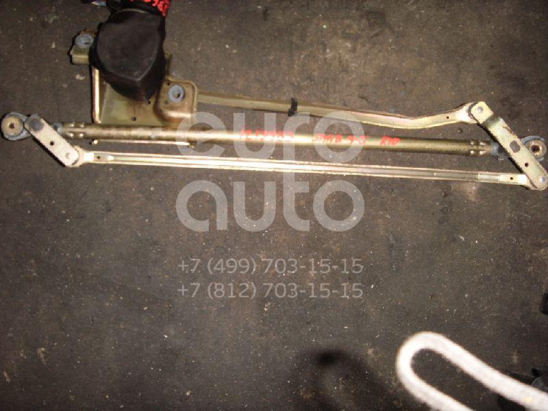 Трапеция стеклоочистителей для SAAB 9-5 1997-2010 - Фото №1