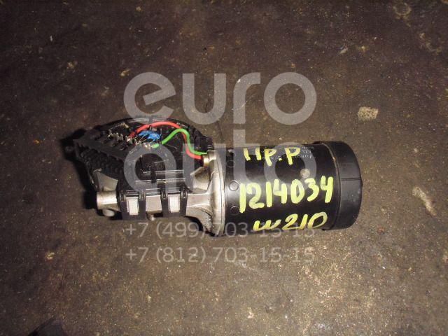 Моторчик стеклоочистителя передний для Mercedes Benz W210 E-Klasse 1995-2000;W210 E-Klasse 2000-2002 - Фото №1