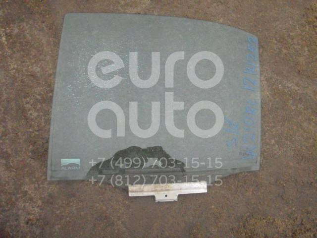 Стекло двери задней левой для Mercedes Benz W210 E-Klasse 1995-2000 - Фото №1