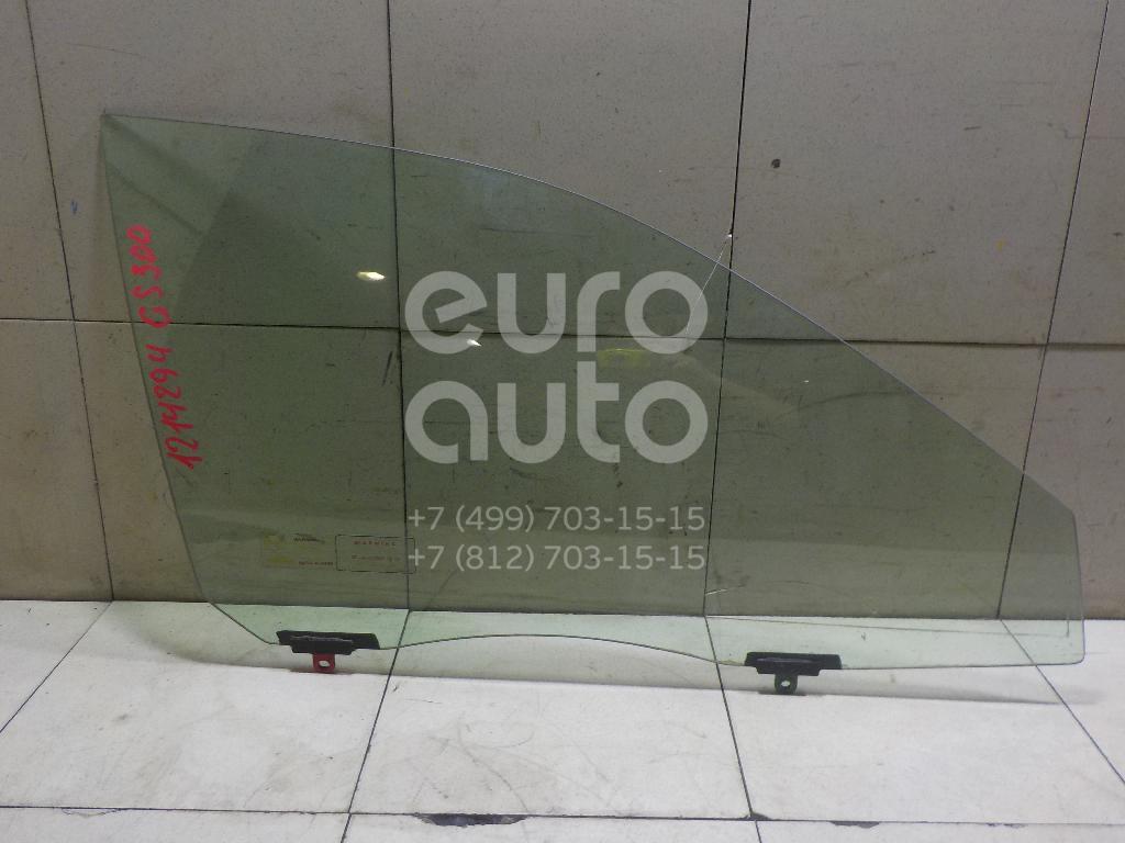 Стекло двери передней правой для Lexus GS 300/400/430 1998-2004 - Фото №1