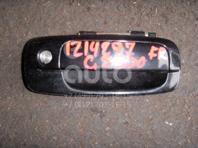 Ручка двери передней наружная правая для Lexus GS 300/400/430 1998-2004 - Фото №1