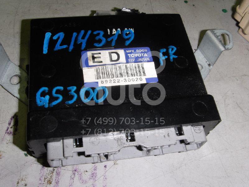 Блок электронный для Lexus GS 300/400/430 1998-2004 - Фото №1