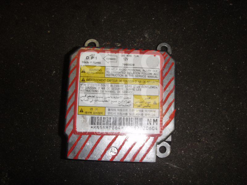 Блок управления AIR BAG для Chevrolet Lacetti 2003> - Фото №1