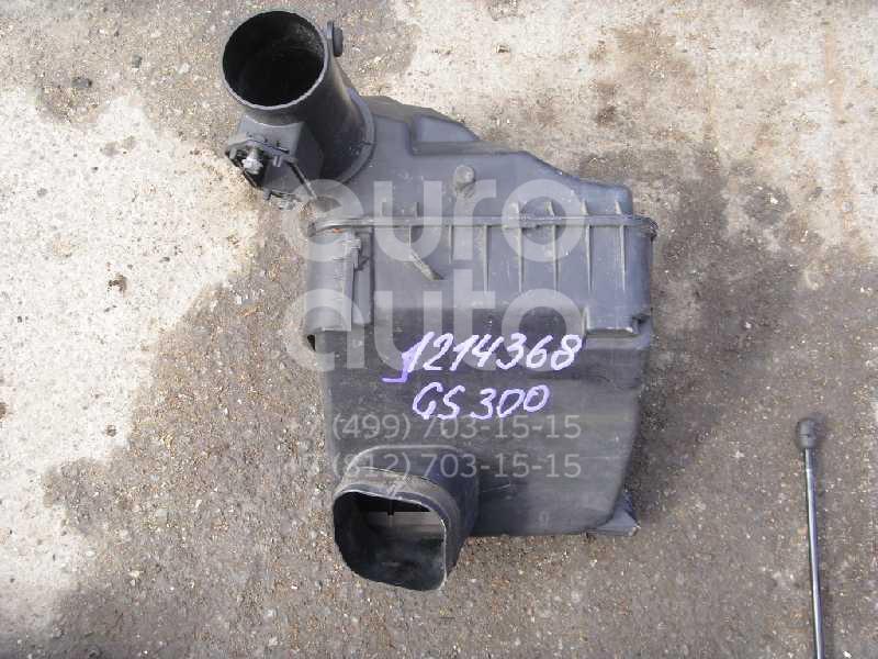 Корпус воздушного фильтра для Lexus GS 300/400/430 1998-2004 - Фото №1