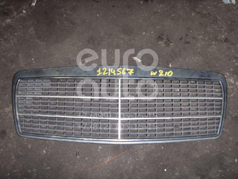 Решетка радиатора для Mercedes Benz W210 E-Klasse 1995-2000 - Фото №1