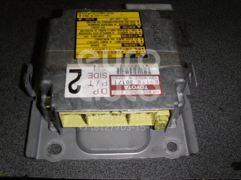 Блок управления AIR BAG для Lexus GS 300/400/430 1998-2004 - Фото №1