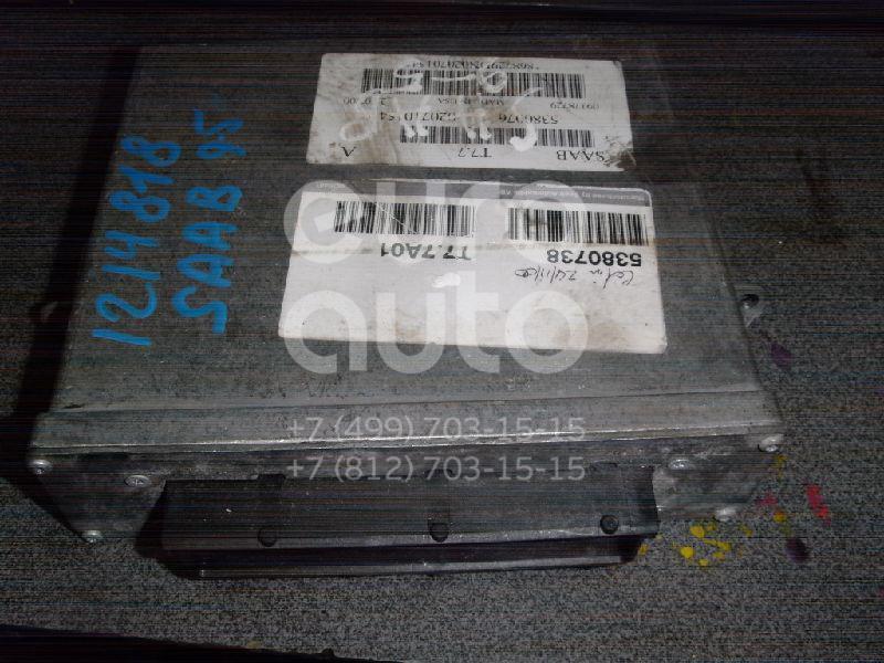 Блок управления двигателем для SAAB 9-5 1997-2010 - Фото №1