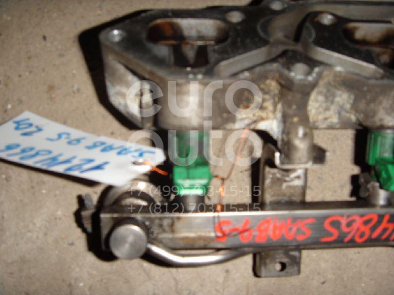 Форсунка инжекторная электрическая для SAAB 9-5 1997-2010 - Фото №1