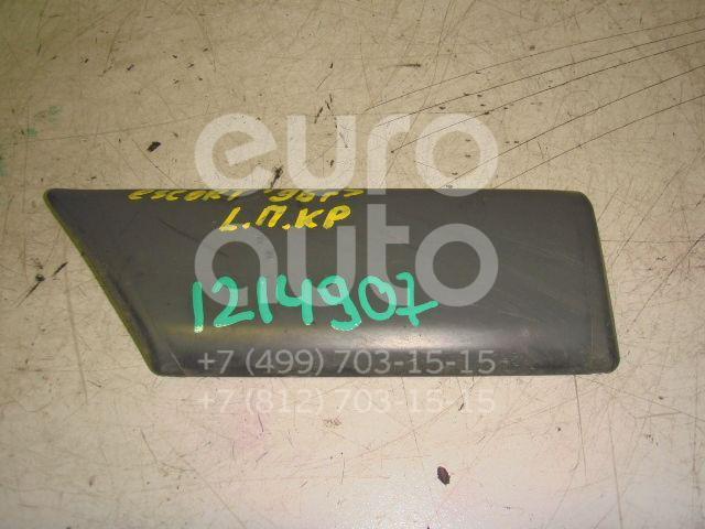 Молдинг переднего левого крыла для Ford Escort/Orion 1995-2001 - Фото №1