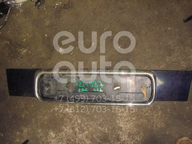 Накладка двери багажника для Ford Escort/Orion 1995-2000 - Фото №1