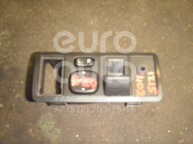 Переключатель регулировки зеркала для Toyota Corolla E12 2001-2006;Avensis II 2003-2008 - Фото №1