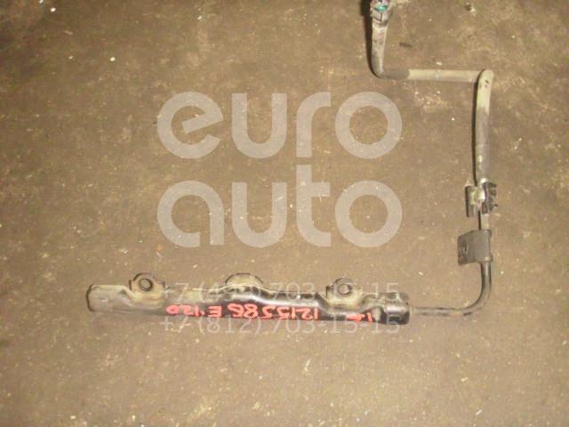 Рейка топливная (рампа) для Toyota Corolla E12 2001-2006;Avensis II 2003-2008;Avensis I 1997-2003;Corolla E11 1997-2001;RAV 4 2000-2005;Auris (E15) 2006-2012;CorollaVerso 2004-2009 - Фото №1