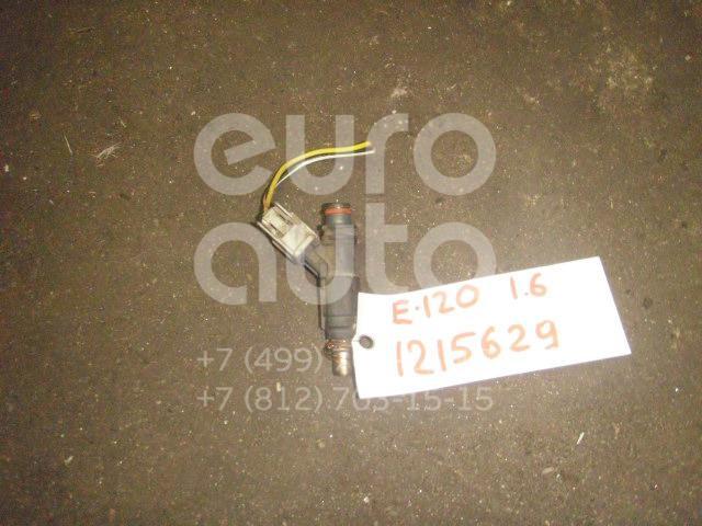 Форсунка инжекторная электрическая для Toyota Corolla E12 2001-2006;Avensis II 2003-2008;Corolla E11 1997-2001;Auris (E15) 2006-2012;Corolla E15 2006-2013 - Фото №1