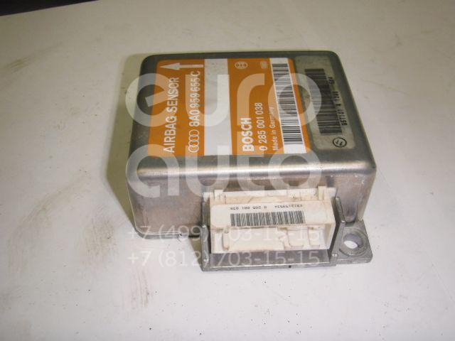 Блок управления AIR BAG для Audi A4 [B5] 1994-2001 - Фото №1