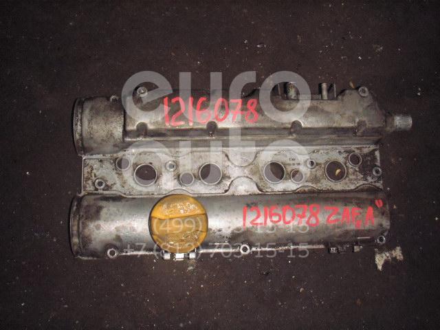 Крышка головки блока (клапанная) для Opel Zafira (F75) 1999-2005 - Фото №1