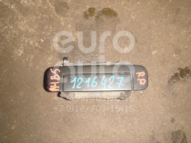 Ручка двери задней наружная правая для Audi A4 [B5] 1994-2001;100 [C4] 1991-1994;A6 [C4] 1994-1997;80/90 [B4] 1991-1994 - Фото №1