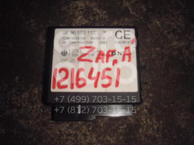 Блок комфорта для Opel Zafira A (F75) 1999-2005;Astra G 1998-2005 - Фото №1